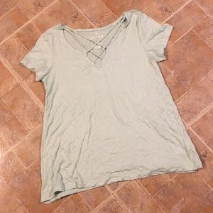 American Eagle soft and sexy short sleeve tee